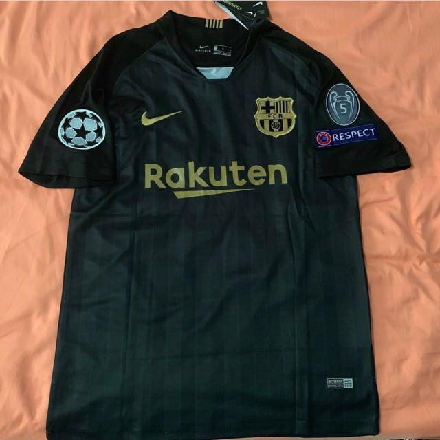 competitive price dc066 accd0 New FC Barcelona - Away Kit 2018/19 - Ready Stock - TOP ...