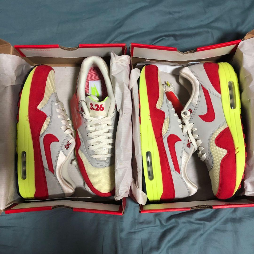 new styles d6f5c 6209c Nike Airmax 1 AIR MAX DAY 3.26, Men's Fashion, Footwear ...