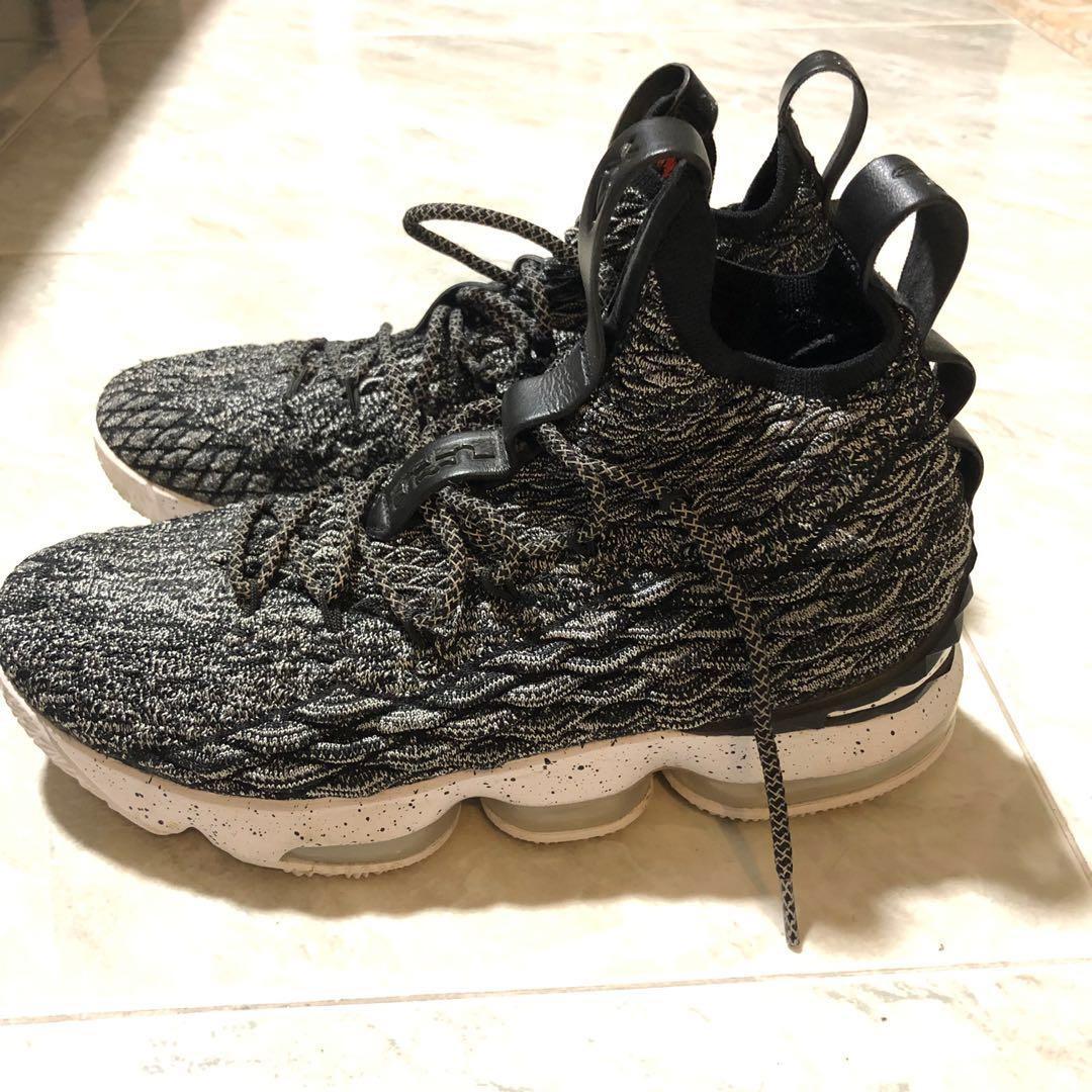 new style 6f252 6a648 Nike LeBron 15 XV Ashes Basketball shoe, Men's Fashion ...