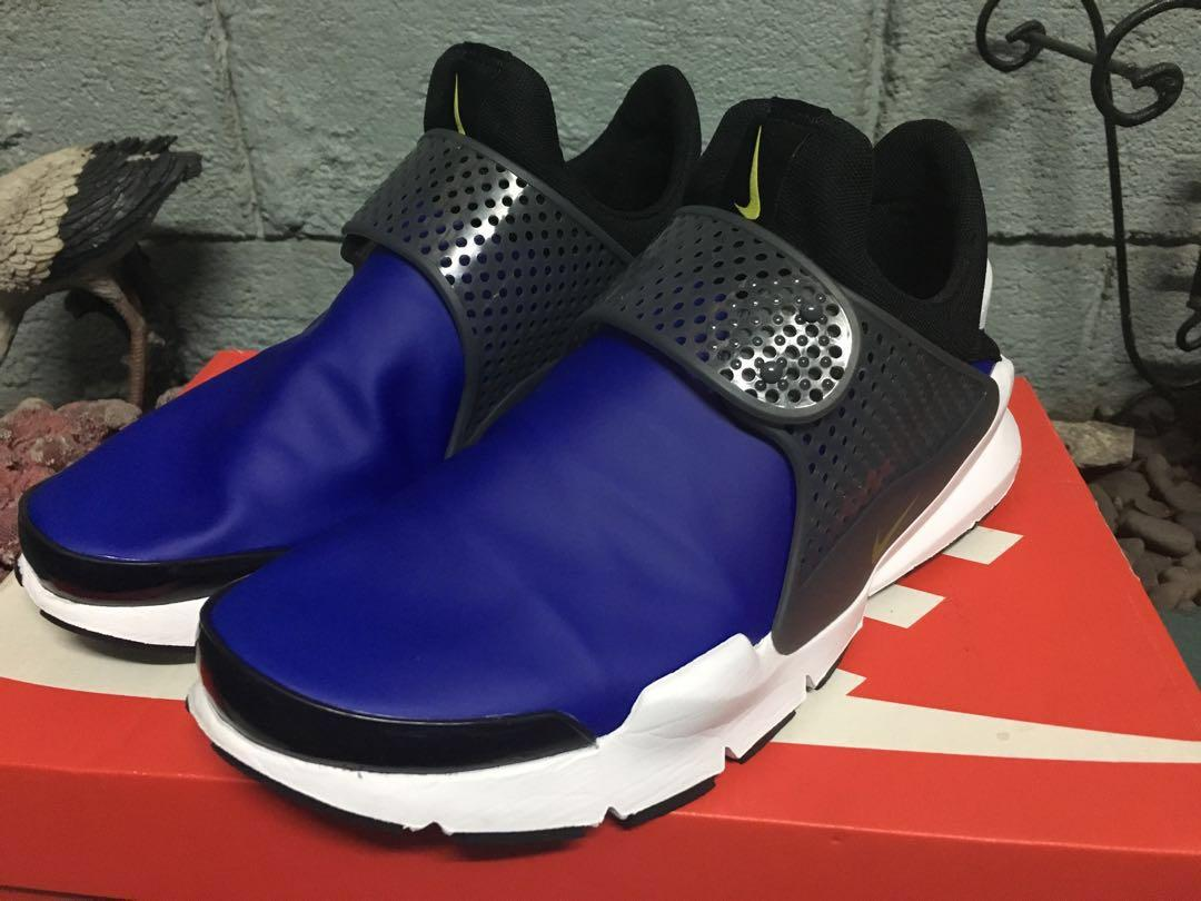 new arrival 16a79 5fb8a Nike Sock Dart SE WaterProof Size 8 US Mens on Carousell