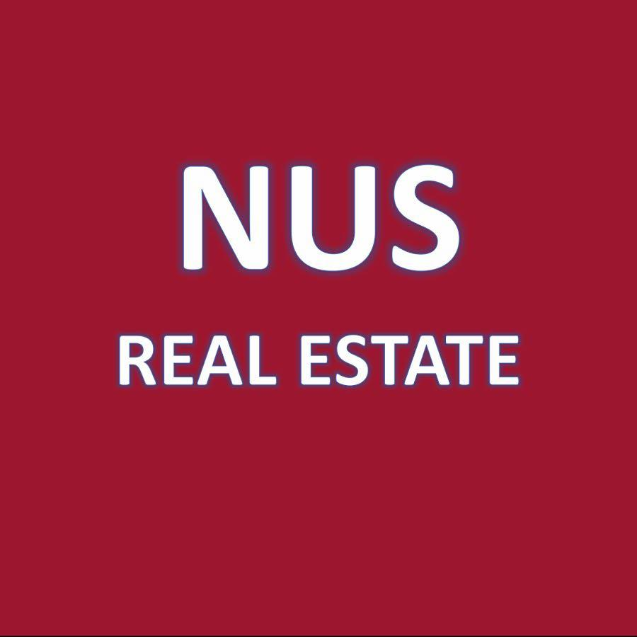 NUS real estate graduation gown and mortar board