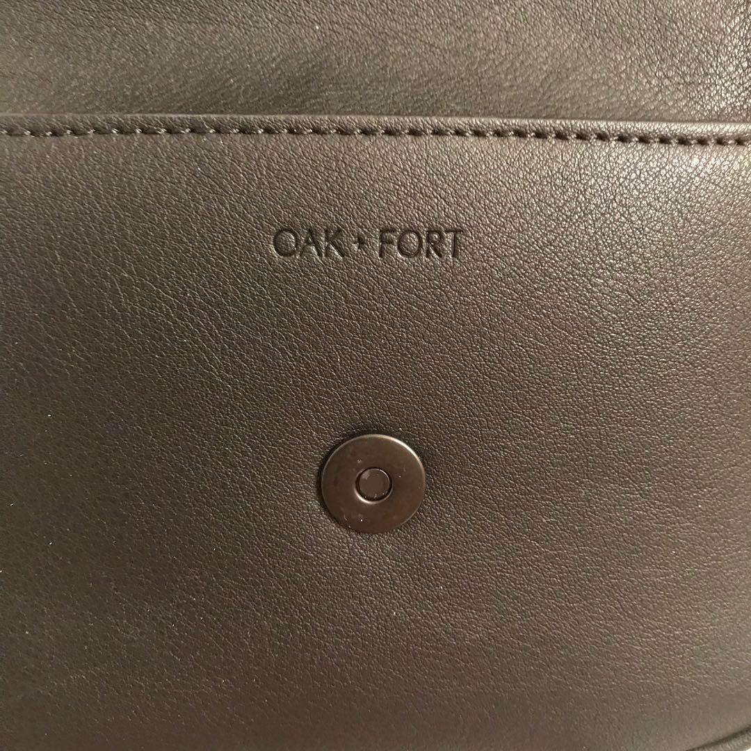 Oak + Fort Waist Bag
