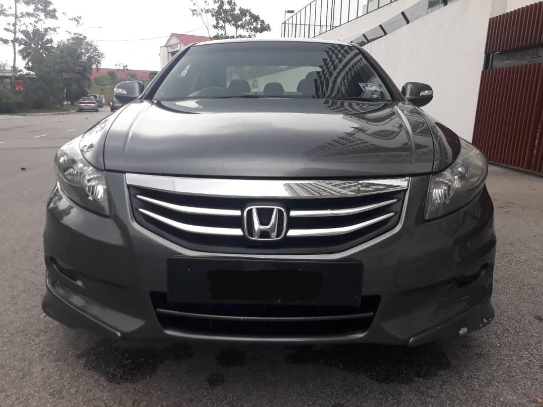 Raya promosi Honda acoord 2.4 V modulo bodykit acc free