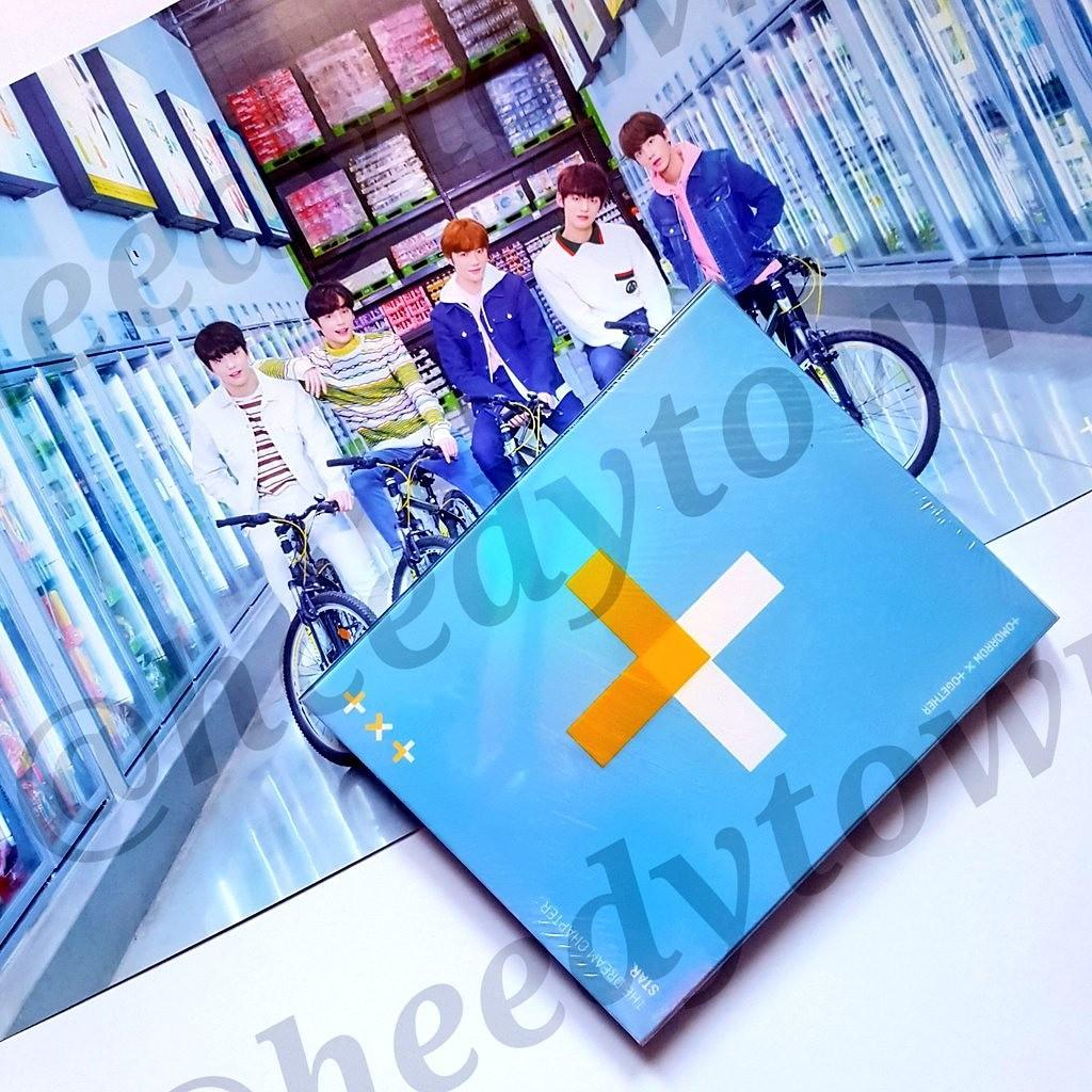 (READY STOCK) TXT - THE DREAM CHAPTER: STAR With Poster (Sealed)