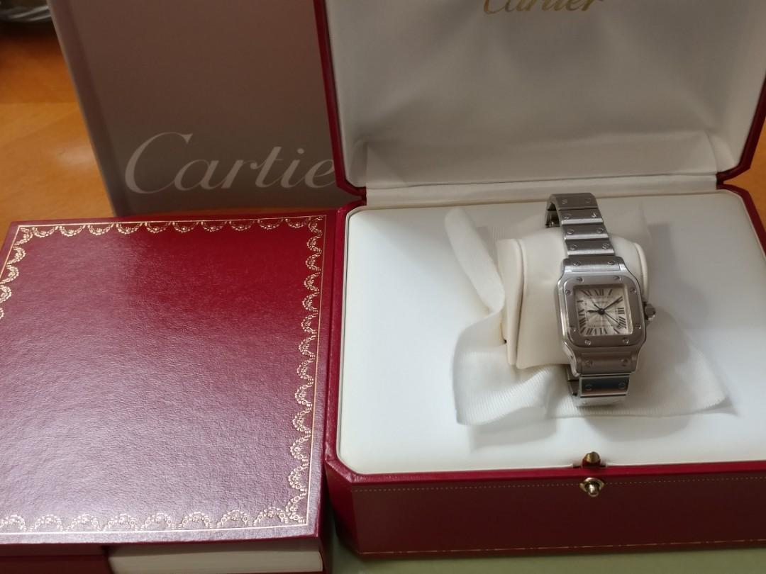 卡地亞Santos De CARTIER limited watch