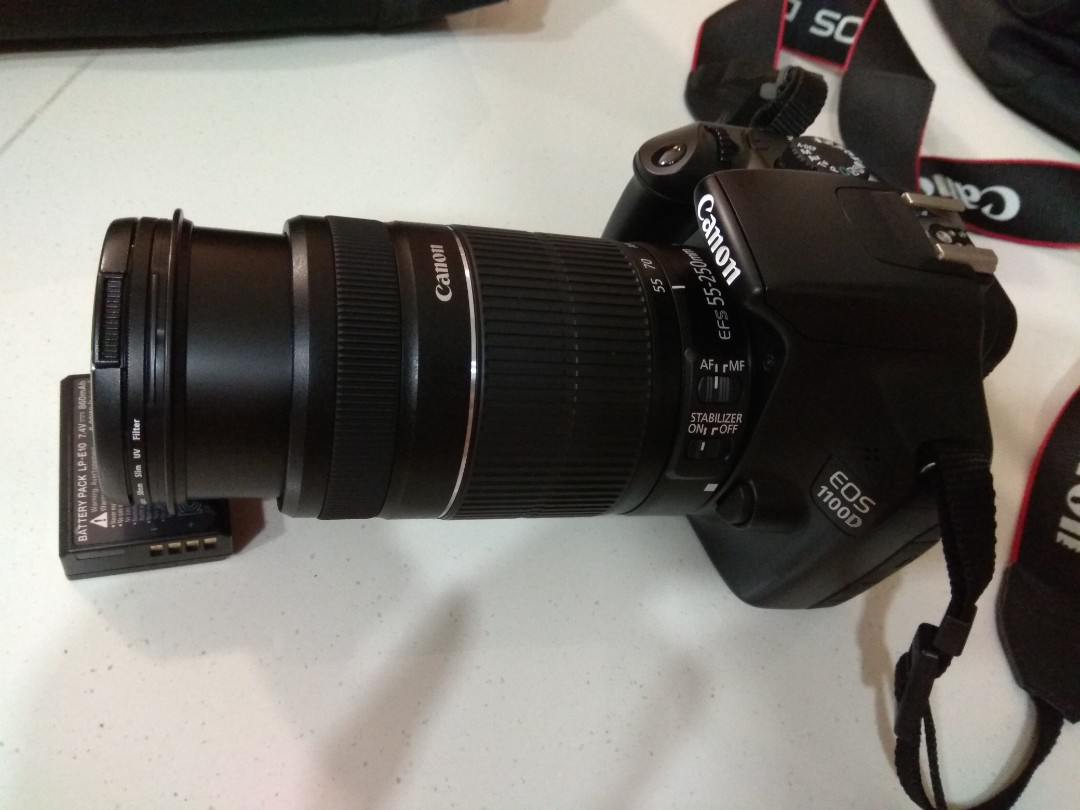 Selling low utilize Canon lens(55-250mm)