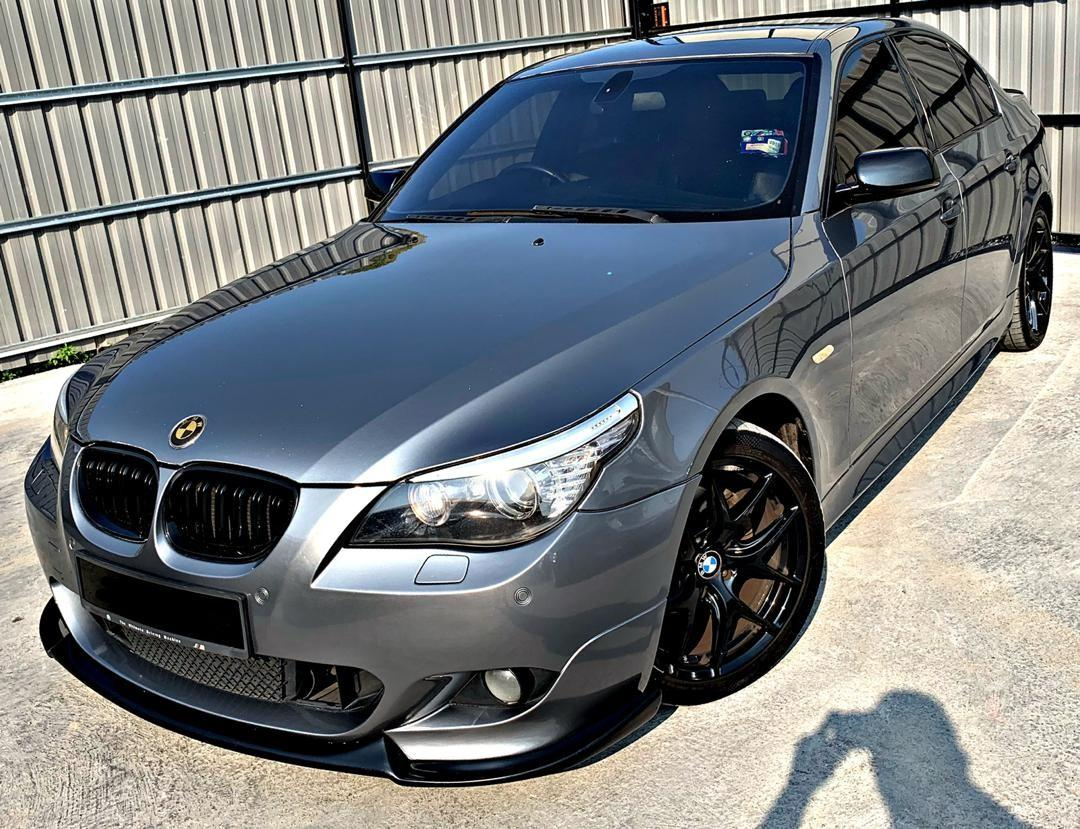 SEWA BELI>>BMW E60 525i 2.5 MSPORT LCI NEW FACELIFT 2009