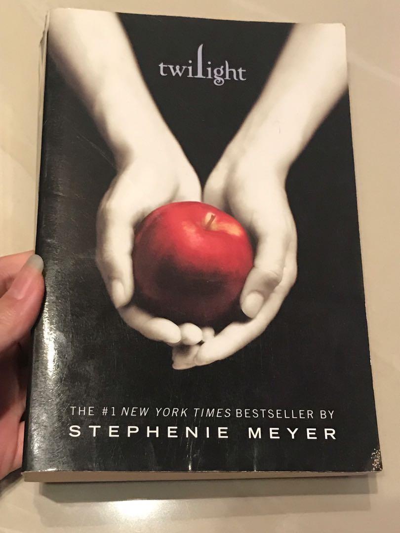 Twilight Novel English Stephenie Meyer
