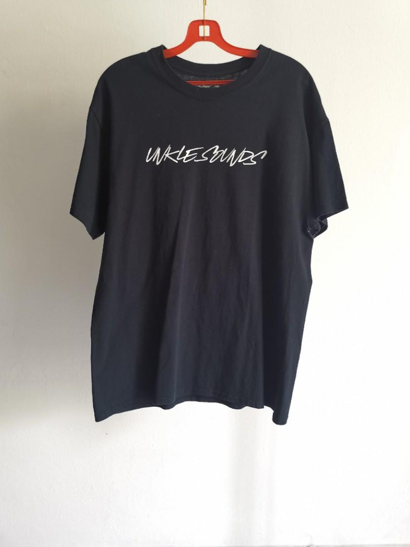 Unkle x Boundlezz Futura Pointman T shirt
