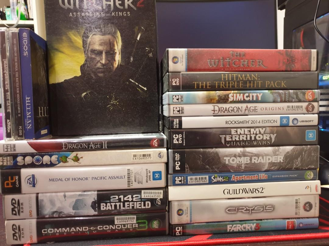 Very cheap PC games for sale!, Toys & Games, Video Gaming