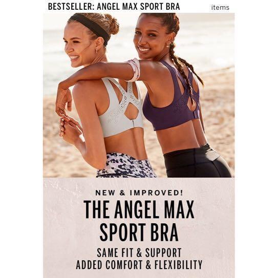 VS Angel Max Sports Bra