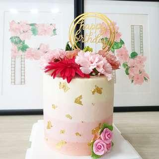 🚚 Customised cake