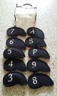 Golf Iron Covers (10-piece)