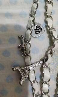 Juicy bracelets charm
