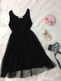 Black Tutu Dress