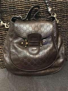 Gucci 2 way Bag 💯 Authentic