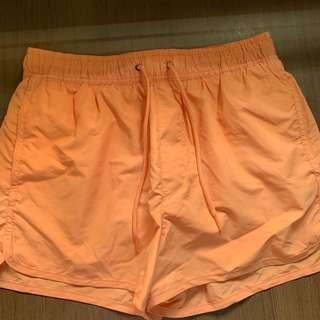 H&M track shorts