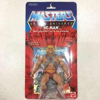 MOTU HE-MAN by MATTEL