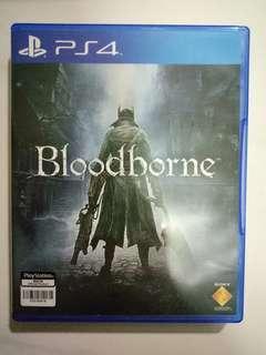 WTS PS4 Bloodborne