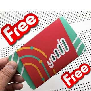 CELCOM FREE RM20 Credit YOODO mobile SIM CARD (90days) cheaper than umobile, digi, tunetalk prepaid