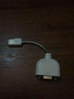 Apple vga cable
