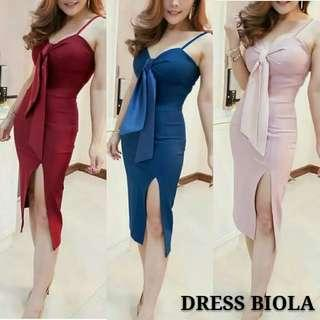 midi dress biola dress tanktop dress pesta dress sabrina dress bangkok