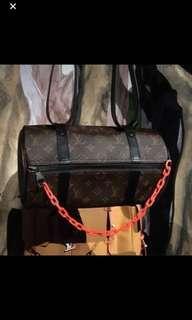 Louis Vuitton Pocholon Mini SS19 Virgil