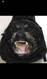 Givenchy Rottweiler Backpack