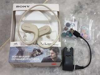 Sony Earphone NW-SW413 (water proof 4gb)