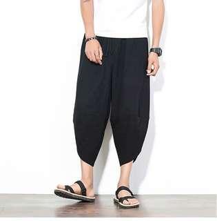Unisex Japanese style pants