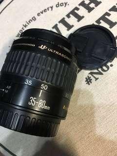 Canon EF 35-80mm 超音波自動鏡頭