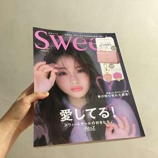 🚚 日雜 2019 sweet 4月号