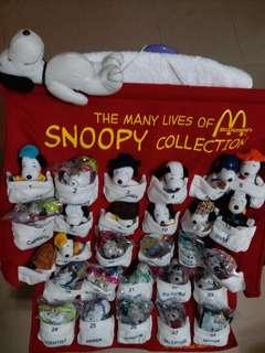 SNOOPY COLLECTION - THE MANY LIVES OF SNOOPY