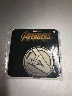 Avengers Infinity collectible coin 紀念幣