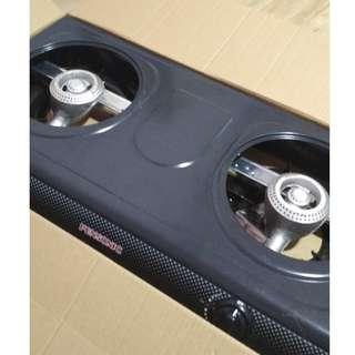 [SOLD] Home clearance - double gas stove