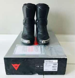 Dainese D1 In boot