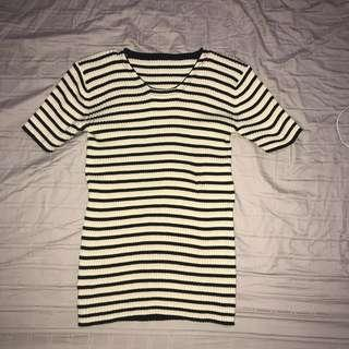 Stripes shirt soft cotton