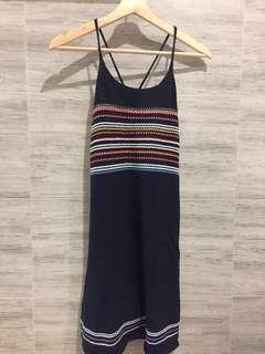 🚚 Stradivarius Knit Halter Dress