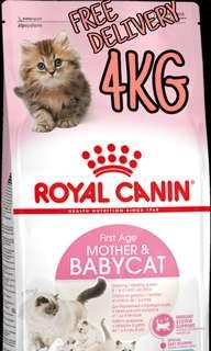 💥 IN STOCKS 💥 ROYAL CANIN MOTHER & BABY 4KG