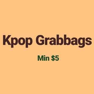 Kpop Grabbag