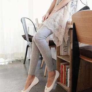 Stretchy High Elastic Cotton Leggings Skinny