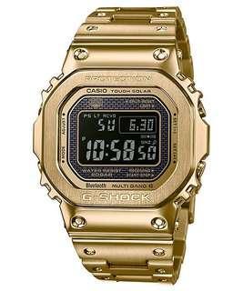 G Shock Full Metal Gold GMW-B5000GD-9ER