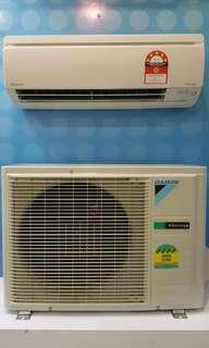 Daikin inverter wall mounted