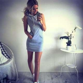🚚 Sleeveless sweater dress