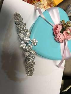 新娘頭飾 婚紗晚裝 #結婚物資