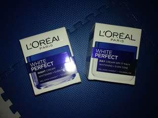 Loreal White Perfect Preloved