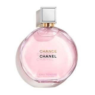 🚚 (INCLUDE PAPER BAG) CHANEL CHANCE EAU TENDRE Eau de Parfum 100ML