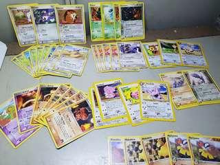 🚚 Cheapest pokemon evolution set each set 5$