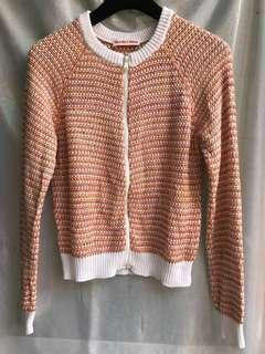 See by Chloe Sweater living coral colour