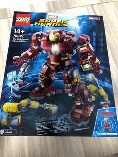 Lego 76105 The Hulkbuster: Ultron Edition marvel